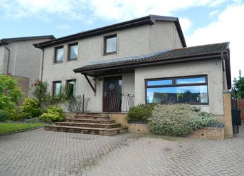 Thumbnail 4 bed detached house for sale in Highburgh Avenue, Lanark