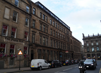 Thumbnail 1 bed flat to rent in South Frederick Street, Merchant City, Glasgow, 1Hj