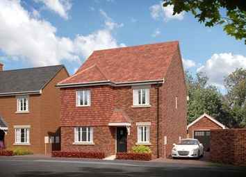Thumbnail 4 bedroom detached house for sale in Vicarage Road, The Radcliffe, Chiltern View, Pitstone