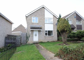 Thumbnail 3 bed detached house for sale in The Banks, Wellingborough