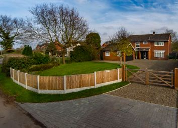Thumbnail 4 bed detached house for sale in Caernarvon Lane, Withington, Shrewsbury
