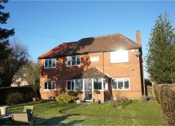 Thumbnail 4 bed detached house for sale in Angel Lane, Salisbury