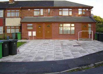 Thumbnail 2 bed flat to rent in Queens Drive, Castleton Rochdale