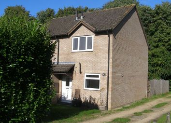 Thumbnail 2 bed semi-detached house to rent in Dovehouse Close, Eynsham, Witney