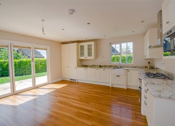 Thumbnail 4 bed detached house to rent in Thurnham Keep Lodge, Castle Hill, Thurnham, Maidstone