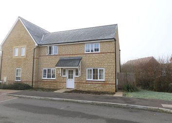 Thumbnail 3 bed semi-detached house for sale in 64, Rosemary Way, Melksham, Wiltshire