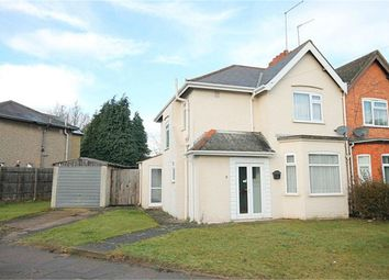 Thumbnail 3 bed semi-detached house for sale in Lindsay Avenue, Abington, Northampton