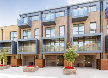 Thumbnail 5 bed terraced house for sale in Sir Alaexander Close, London