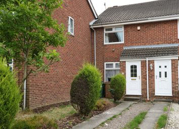 Thumbnail 2 bed end terrace house to rent in Nunburnholme Park, Hull, North Humberside