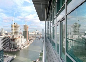 Thumbnail 4 bedroom flat for sale in Discovery Dock Apartments, 3 South Quay Square
