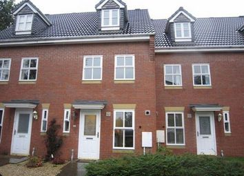 Thumbnail 3 bed town house to rent in Penshurst Road, Bromsgrove