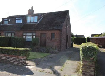 Thumbnail 2 bed semi-detached bungalow for sale in Lawns Ave, Tontine, Orrell