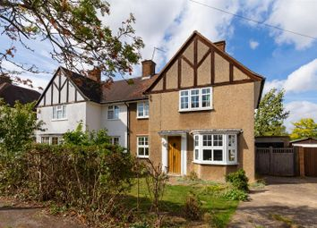 Thumbnail 4 bed semi-detached house for sale in Rowan Crescent, Letchworth Garden City