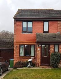 Thumbnail 3 bed end terrace house to rent in Walmer Close, Southwater, Horsham