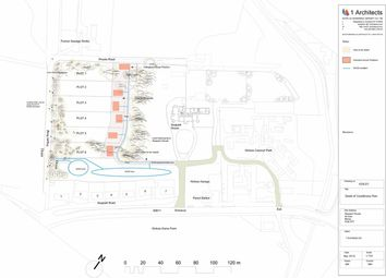 Thumbnail Land for sale in Seapark Estate, Kinloss, Forres