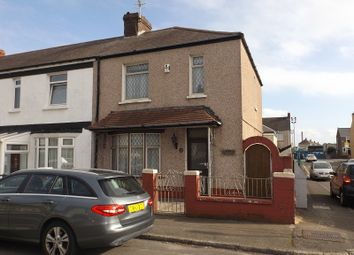 Thumbnail 3 bed end terrace house for sale in St. Pauls Road, Port Talbot, Neath Port Talbot.