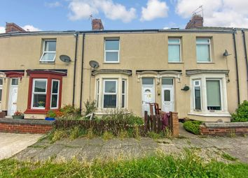 Thumbnail Terraced house for sale in Cleveland View, Coundon, Bishop Auckland