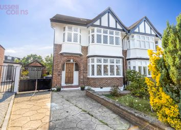 Delamere Road, Ealing, London W5. 4 bed semi-detached house for sale