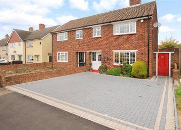 3 bed semi-detached house for sale in Dene Holm Road, Northfleet, Kent DA11