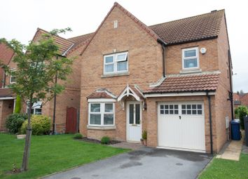 Thumbnail 4 bed detached house for sale in Shireoaks Way, Grimethorpe, Barnsley