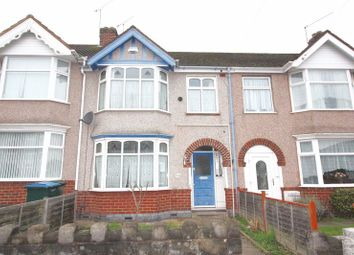 Thumbnail 3 bedroom terraced house for sale in Dennis Road, Wyken, Coventry