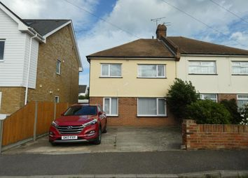 Thumbnail 3 bed semi-detached house to rent in Fir Tree Close, Ramsgate