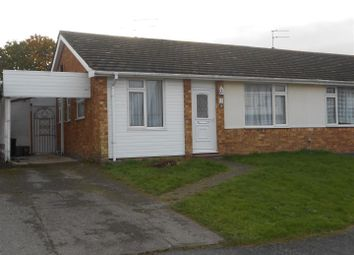 Thumbnail 2 bed semi-detached bungalow to rent in Pickers Way, Clacton-On-Sea