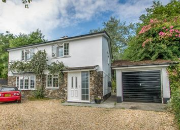 Thumbnail 4 bed detached house for sale in Lamerton, Tavistock