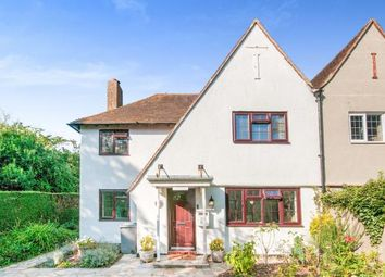 Thumbnail 3 bed semi-detached house for sale in The Denes, Laughton Road, Ringmer, Nr Lewes