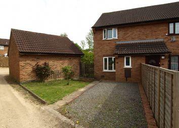 Thumbnail 2 bed semi-detached house for sale in Donnington, Bradville, Milton Keynes