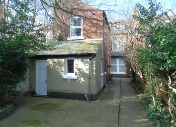 Thumbnail 1 bed town house to rent in Uttoxeter New Road, Derby