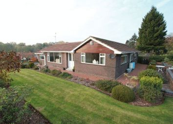 Thumbnail 3 bed detached bungalow for sale in Leys Drive, Newcastle-Under-Lyme