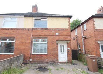 Thumbnail 3 bed semi-detached house for sale in Ridge Road, Sandyford, Stoke-On-Trent