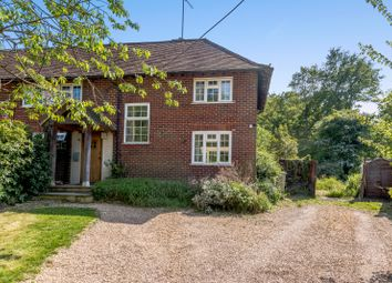 Thumbnail 3 bed semi-detached house for sale in Roundals Lane, Hambledon, Godalming