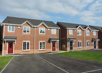Thumbnail 3 bed semi-detached house for sale in Lindhurst Croft, Athersley, Barnsley