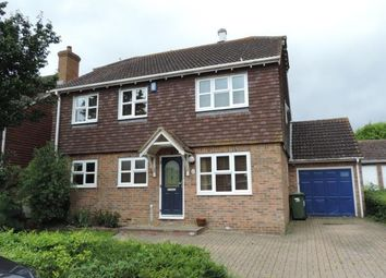 Thumbnail 4 bed detached house for sale in Highridge Close, Weavering, Maidstone, Kent