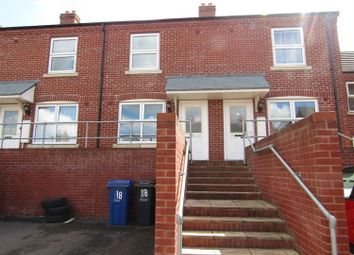 Thumbnail 2 bedroom terraced house for sale in Marshalls Rise, Gainsborough