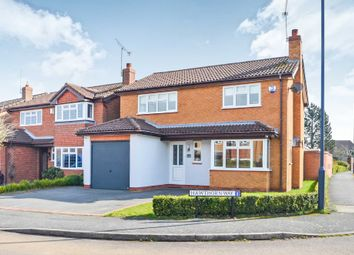 Thumbnail 4 bed detached house for sale in Hawthorn Way, Bilton, Rugby