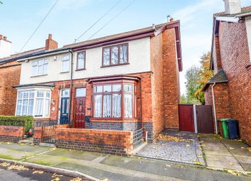 Thumbnail 3 bed semi-detached house for sale in Westbourne Road, Darlaston, Wednesbury