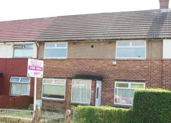 Thumbnail 3 bed town house for sale in Pye Avenue, Mansfield