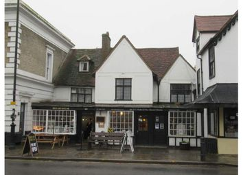 Thumbnail Retail premises for sale in 161.161A.163.163A High Street, Ongar