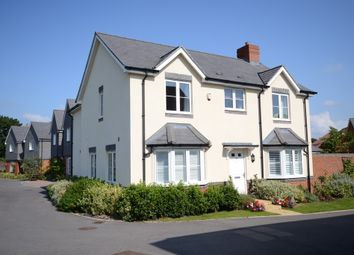 Thumbnail 4 bedroom detached house for sale in Elk Path, Three Mile Cross, Reading