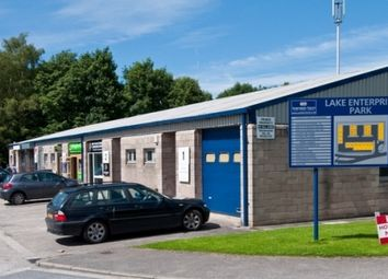 Thumbnail Commercial property to let in Lake Enterprise Park, Lancaster