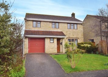 Thumbnail 4 bed detached house for sale in Abbey Close, Curry Rivel, Langport