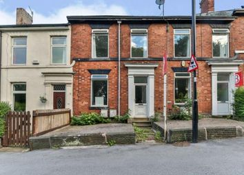 Thumbnail 3 bed terraced house for sale in Cemetery Road, Sheffield, South Yorkshire