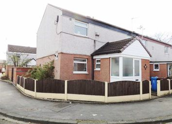 Thumbnail 3 bedroom end terrace house for sale in Redfield Close, Corley Walk, Manchester