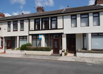 Thumbnail 3 bed terraced house to rent in Third Avenue, Liverpool