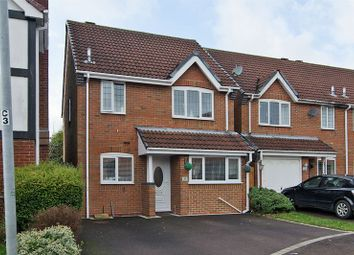 Thumbnail 3 bed detached house for sale in Victory Close, Hednesford, Cannock