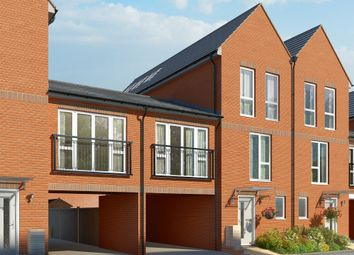 "Thumbnail 3 bed terraced house for sale in ""The Hemlock"" at Connolly Way, Chichester"