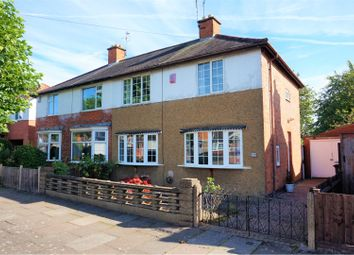 3 bed semi-detached house for sale in Dumbleton Avenue, Rowley Fields LE3